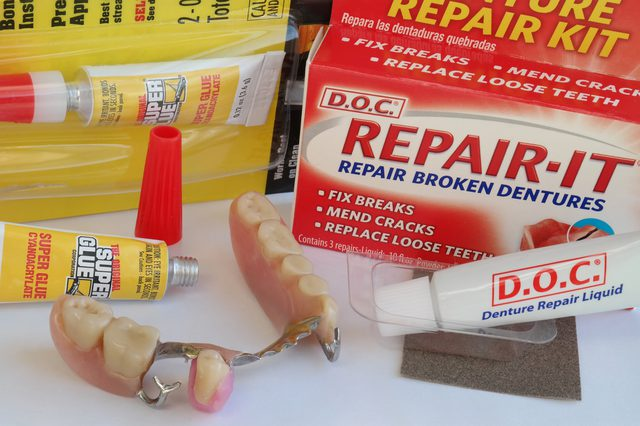 Dental Repair Glue