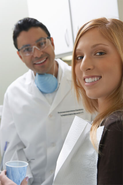 Kinds of Dentist