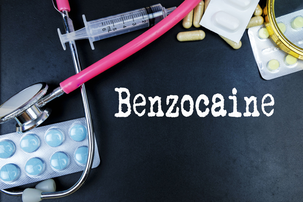 Benzocaine Side Effects