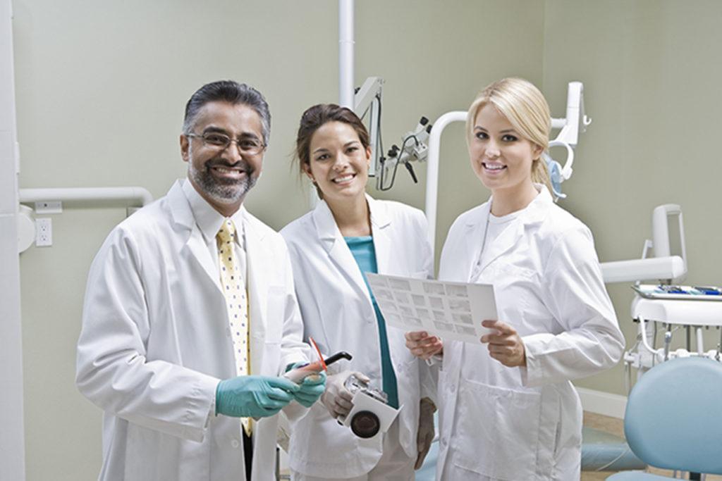 Pinhole Dental Surgery