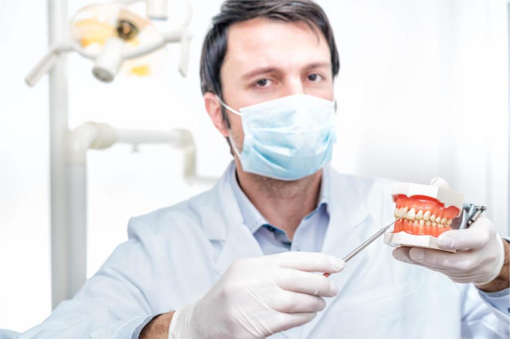 various dentistry specialties