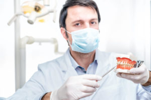 various dentistry specialties