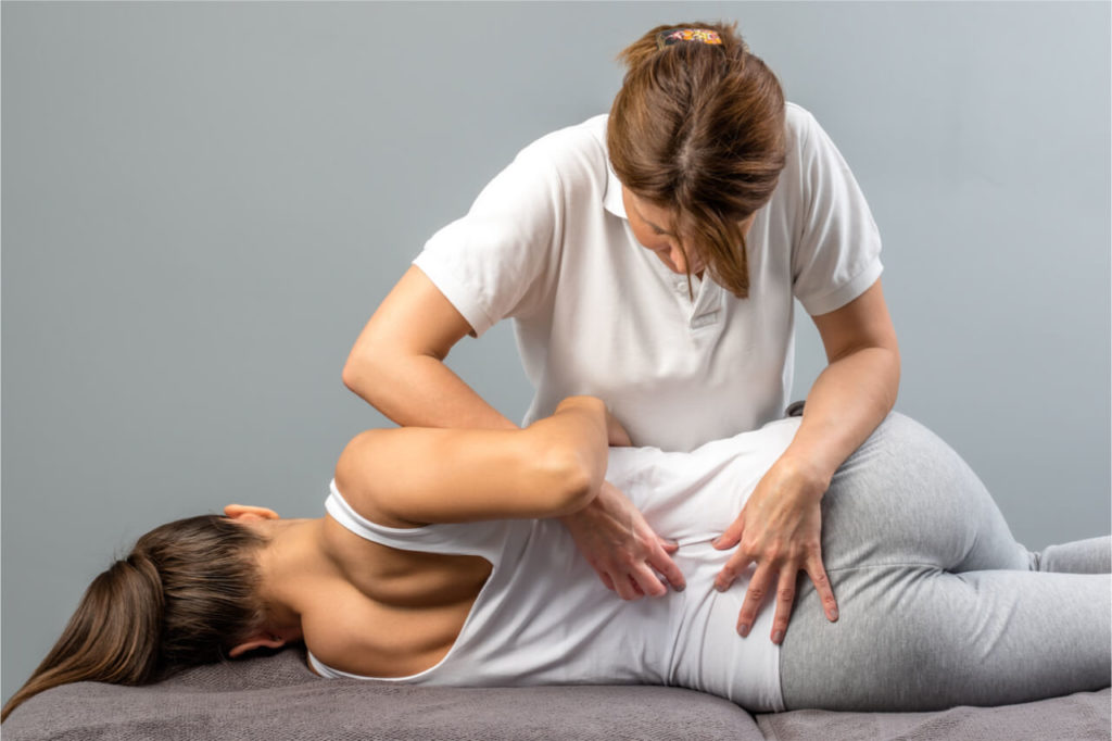 physical therapy spinal manipulation