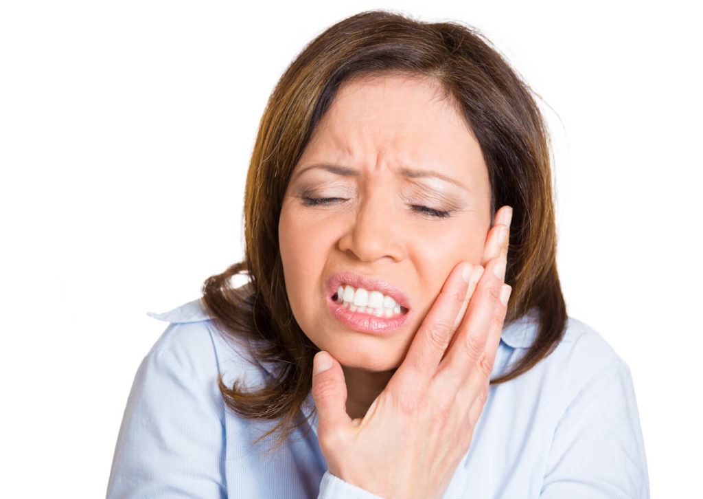 tooth pain years after root canal