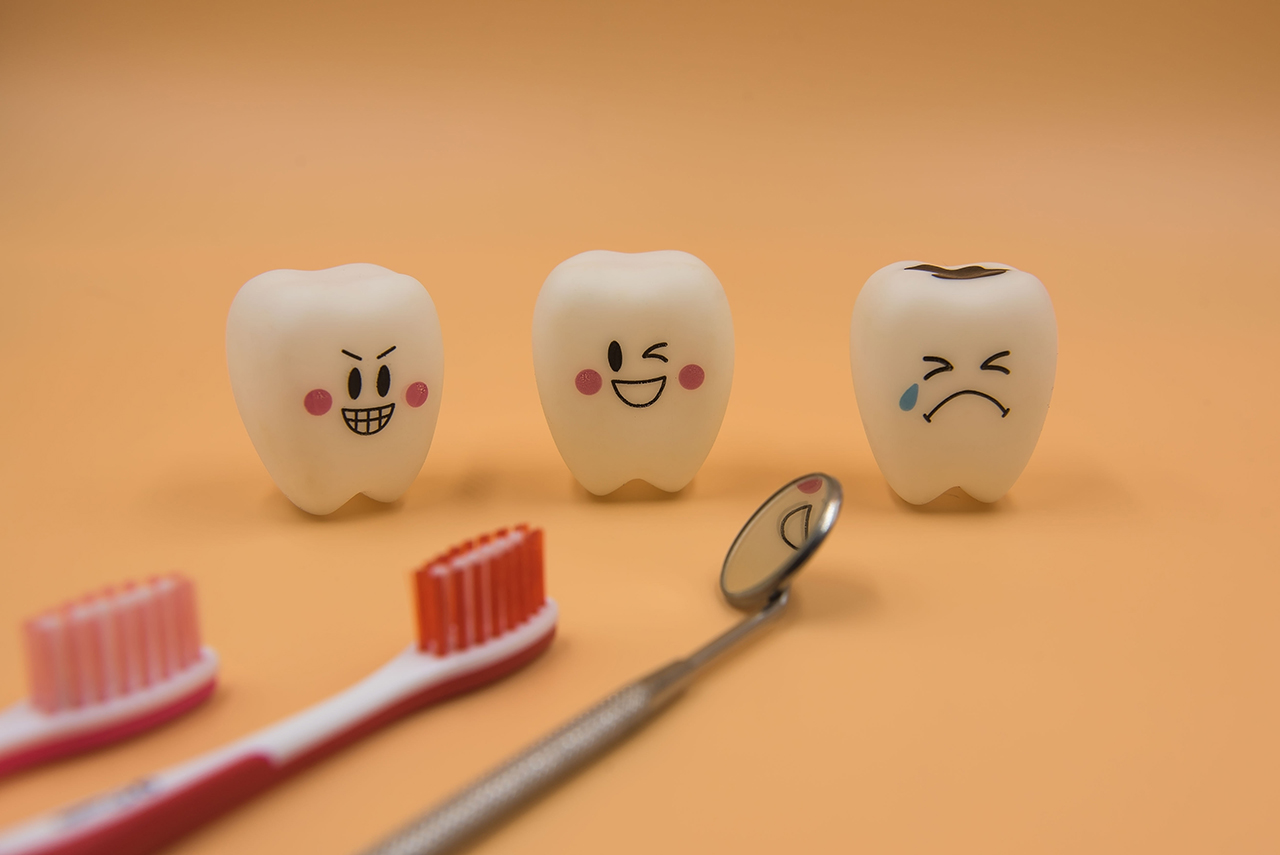 Tooth Decay Stages And Symptoms