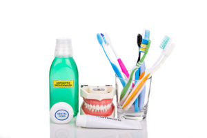 dental health products
